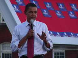 "The Obama Effect: Why More Black Voters Are Turning Gay-Friendly Since President Obama came out in favor of gay marriage a couple of weeks ago, there's been a noticeable shift in black Americans' opinion on gay marriage. A new Washington Post-ABC survey found that 59 percent of black people now say they support same-sex marriage—an 18 point jump since Obama's announcement. Learn more about ""The Obama Effect"" on GOOD.is"