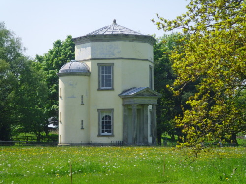Summer house at Shugborough Hall May 2012