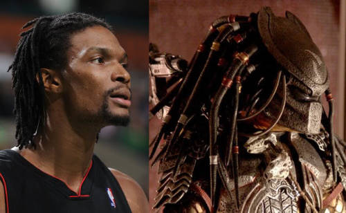 Chris Bosh | Predator (source: w00terz)