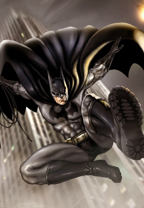 Batman by Raf Marinetti Want more in-depth Temporal Flux? Checkout the original blog