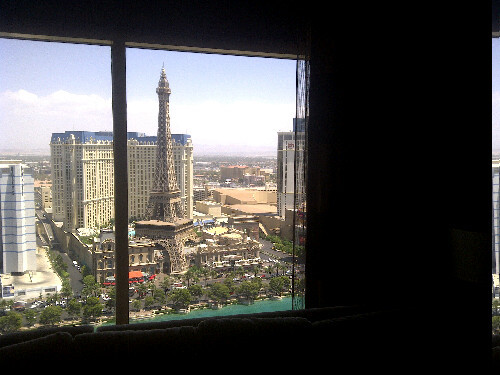 Super suite at the Bellagio, sweeeet