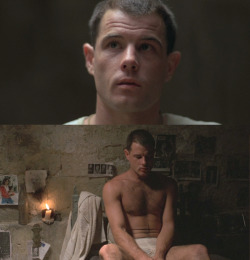 Brad Davis as Billy Hayes in Midnight Express http://www.imdb.com/title/tt0077928/combined