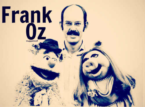 Happy Birthday to the man who gave us Bert, Grover, Cookie Monster, Fozzie Bear, Miss Piggy, Sam the Eagle, and Yoda! We will forever be in your debt, sir!