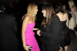 Blake Lively and Kate Mulleavy from the 2009 CFDA Fashion Awards