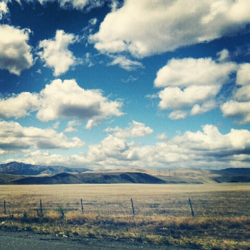 Road Trippin' Central Valley #california #centralvalley (Taken with instagram)