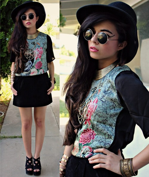 lookbookdotnu:  .CATATTACK. (by Kendall C.)