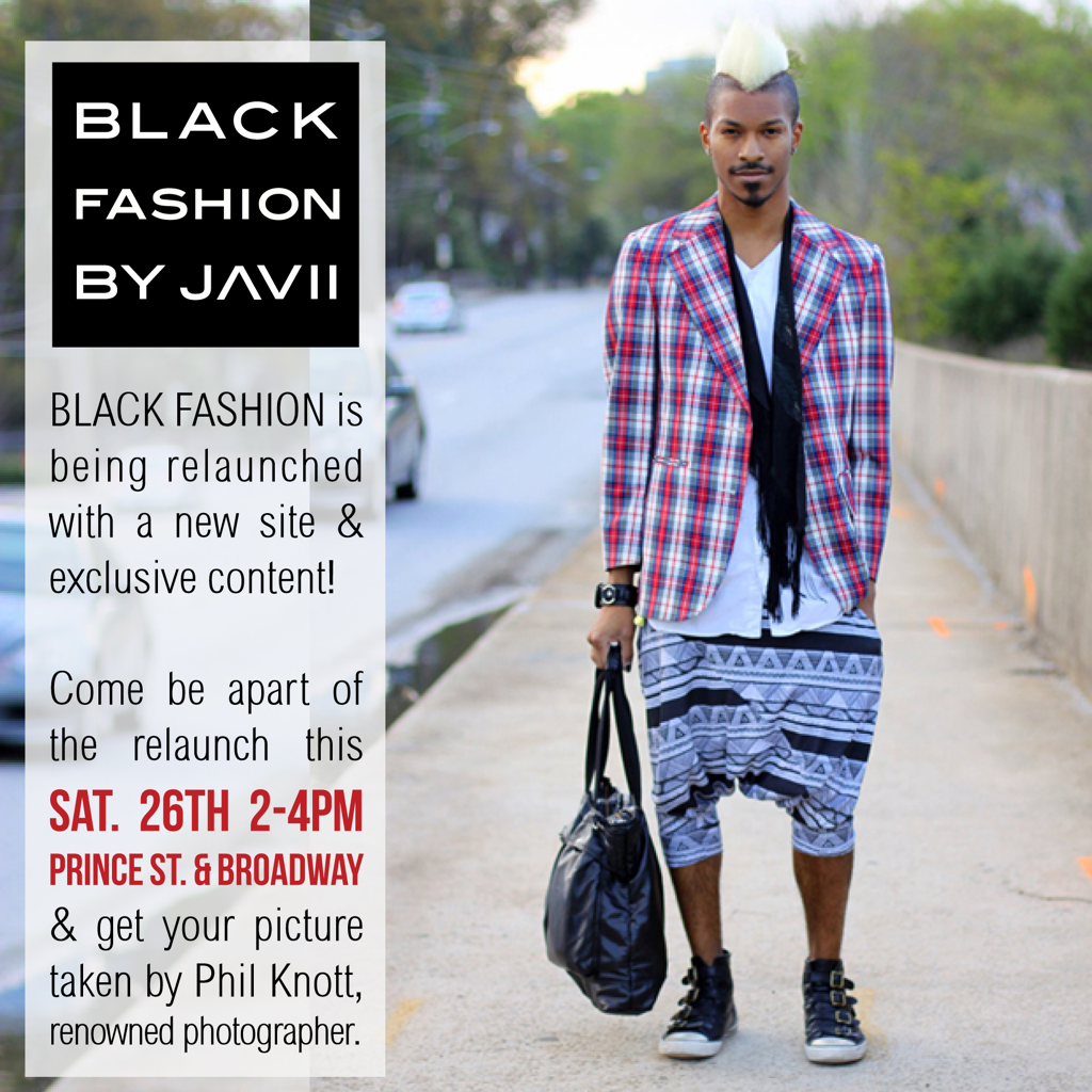 blackfashion:  Tweet me for more info @blackinFashion
