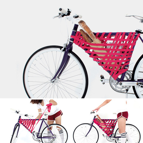 cyclivist:  Need instant storage space?