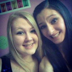#pretty #bestfriend #concert (Taken with instagram)