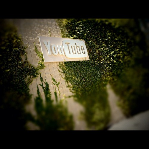 mikerelm:  Took a field trip to @youtube. (Taken with instagram)