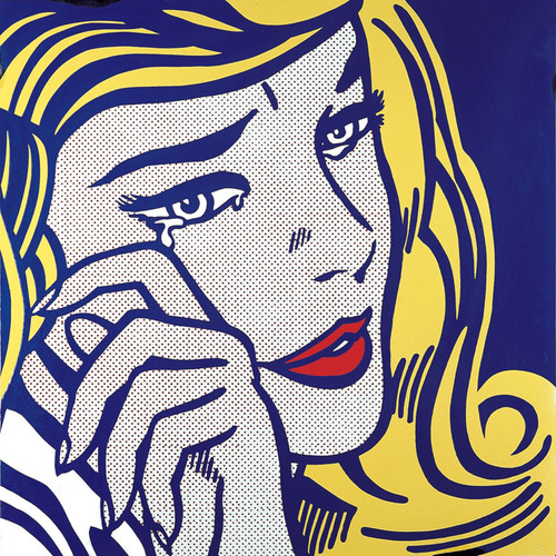 bruvu:  (via greg.org: the making of: On Gunter Sachs' Roy Lichtenstein Bathroom)