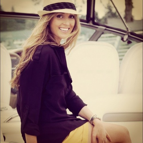 #woman #model #blonde #photography #earlybird #boat (Taken with instagram)