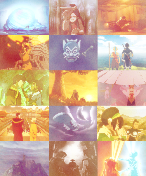 2/100 favorites · avatar: the last airbender