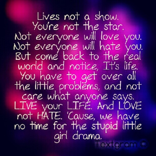 #RealTalk (Taken with instagram)