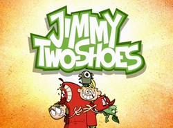 "I am watching Jimmy Two-Shoes                   ""My son loves this show""                                Check-in to               Jimmy Two-Shoes on GetGlue.com"