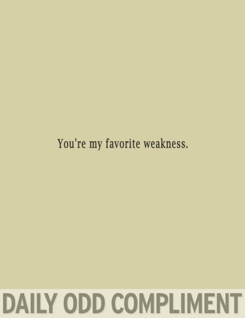 """Weakness"""
