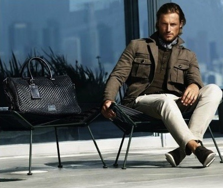 Hugo Boss Selection Spring/Summer 2012 Campaign