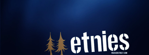Etnies Pine Trees Logo Facebook Cover