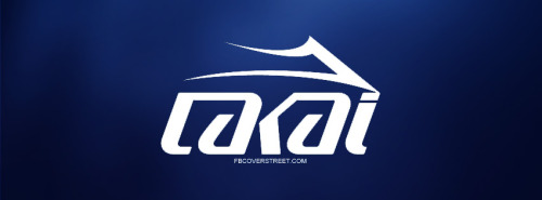 Lakai Logo Blue Facebook Cover