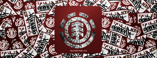 This Is My Element Logo Facebook Cover