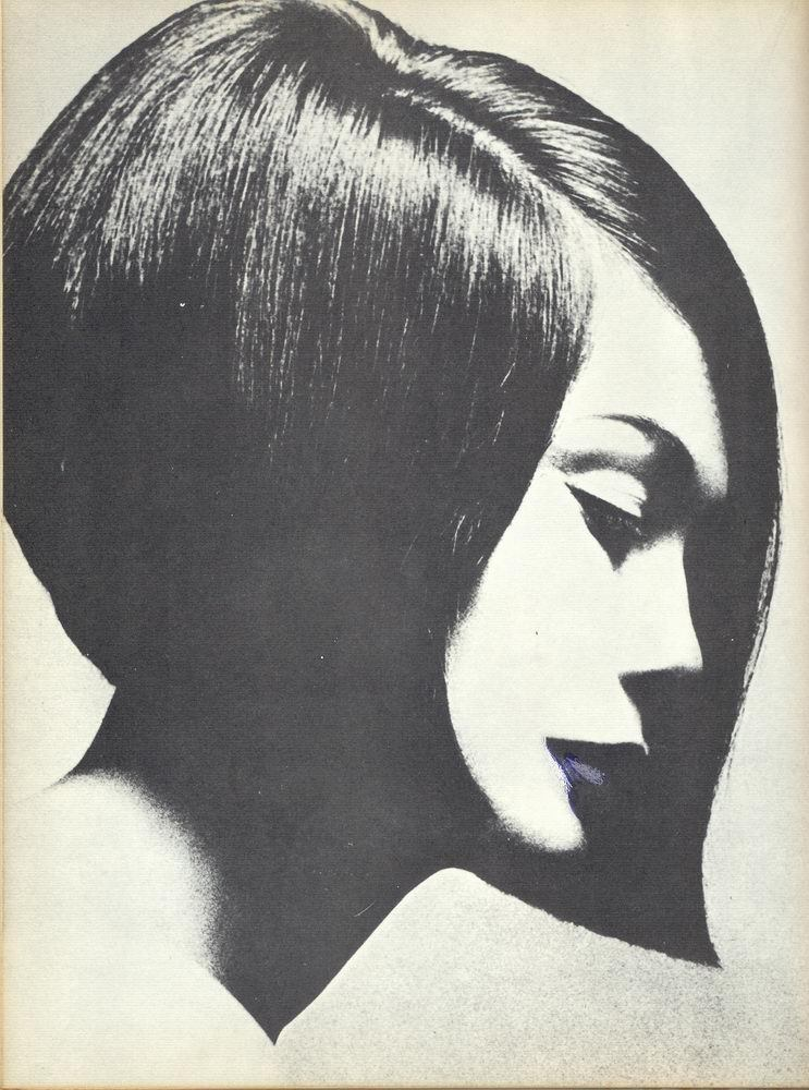 retrogasm:  Vidal Sassoon 1962