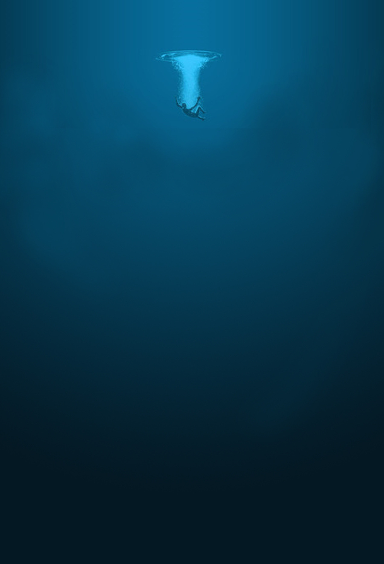 oceanatdusk:  This is why the ocean scares me so much its not the sharks, nor the giant fucking squid its just the vast emptiness