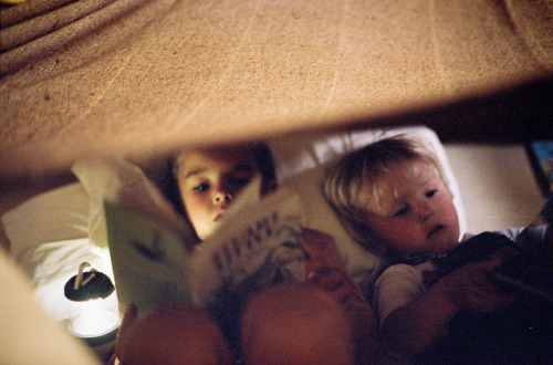 121/365: brothers' hideout by henebry on Flickr.