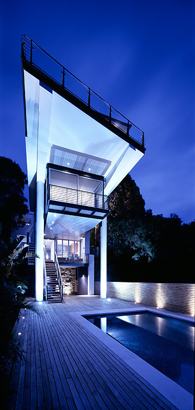 WHEREMYHOUSE:  POINT PIPER HOUSE / LOUISE NETTLETON ARCHITECTS