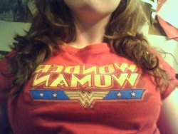green—naugahyde:  Wonder Woman, rite thurrr.