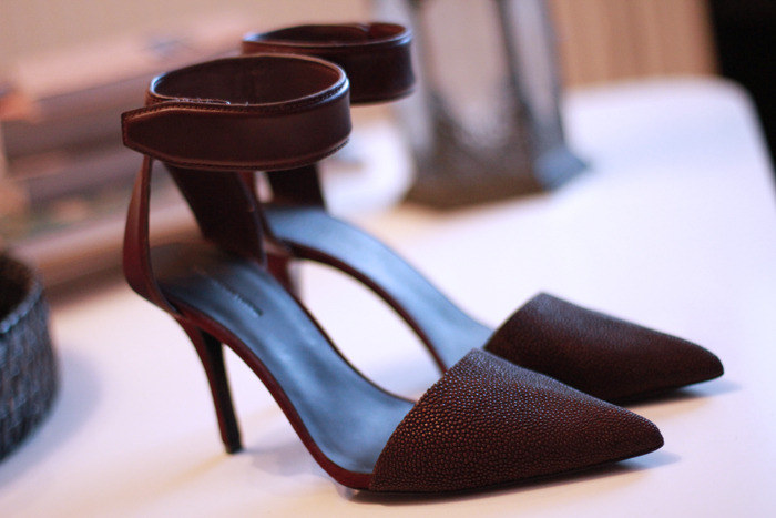 what-do-i-wear:  Shoes: Alexander Wang Liya Pumps (image: stylescrapbook)