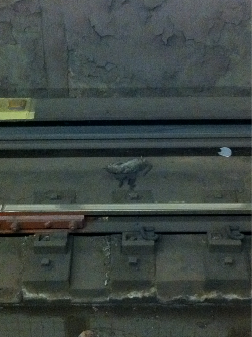 dzzzt. touch the third rail.