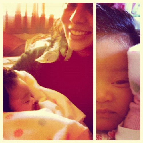 Precious Moments #OhBabyBaby (Taken with instagram)