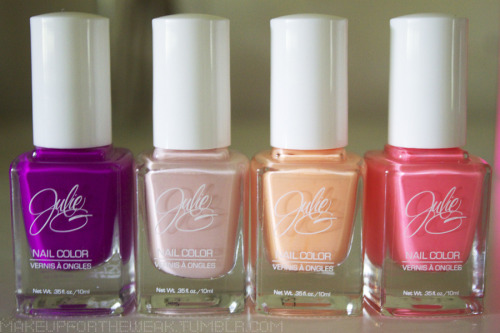JulieG Nail PolishLove these!