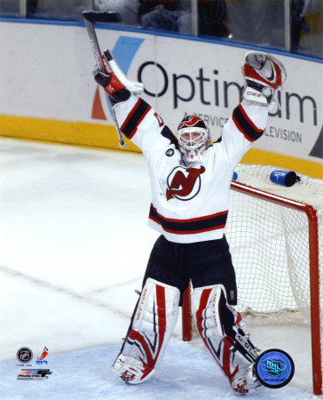 Martin Brodeur going for his 4th Stanley Cup