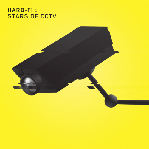 Hard-Fi. Stars of CCTV Album Cover