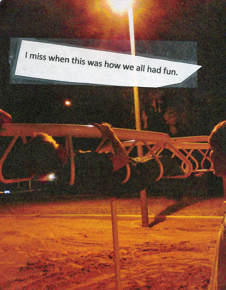 Apologies for the nostalgia, but did you know there's a thingy on PostSecret that now allows you to post a specific postcard directly to your blog? (Pinterest, twitter, facebook, and reddit too, but I don't care so much about those) It's pretty snazzy.