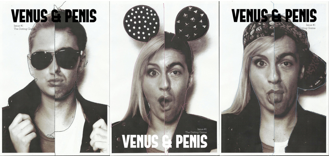 Venus + Penis Issue One, OUT NOW. COME DOWN TO NOTTINGHAM ZINE FAIR TODAY. We're giving out some posters too. Don't miss out, you wont be dissapointed!