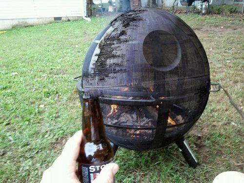 cracked:  That's no fire pit…  AWESOME!