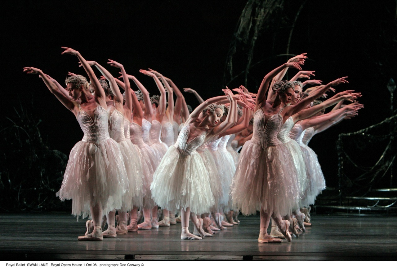 sonyanatalia:  Swan Lake – The Royal Ballet