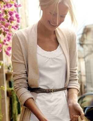 Classic ~ Boden LWD paired with neutrals  (via: bodenusa.com)