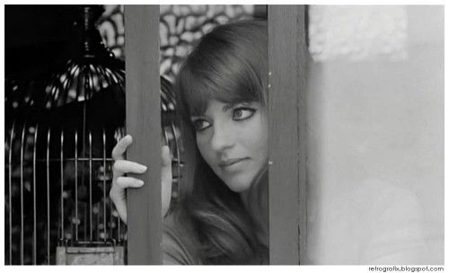 Trans-Europ-Express 1966 - Director: Alain Robbe-Grillet Marie-France Pisier Trans-Europ-Express 1966 […more Images] This complex and witty crime drama is set aboard a Paris train bound for Antwerp. Aboard are a husband and wife. Also aboard, but during a different time and space, is a gangster. The husband and wife are planning to make a film, Trans-Europ-Express featuring an actor who looks exactly like the gangster. The film takes a free-form rather than chronological approach to telling the tale.