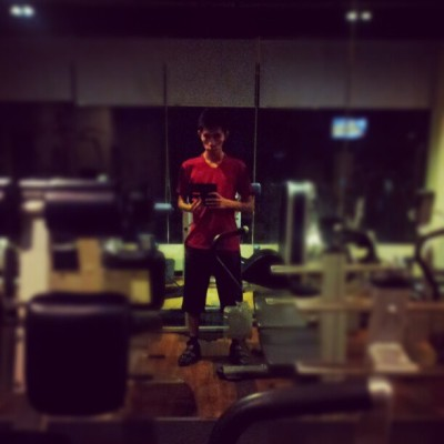 NO PAIN NO GAIN!!!#Fitness#pain @FZ (Taken with instagram)