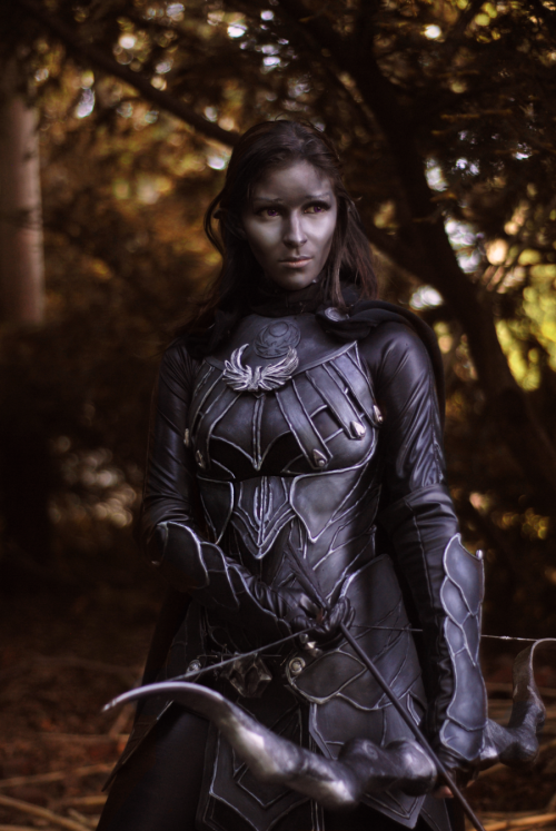Skyrim Cosplay - Karliah by *Aicosu