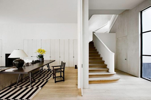 homeandinteriors:  Vincent Van Duysen's Home In Antwerp.