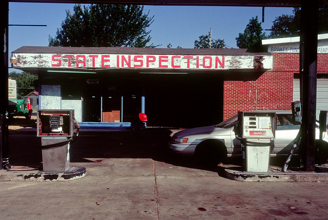 State Inspection on Flickr.