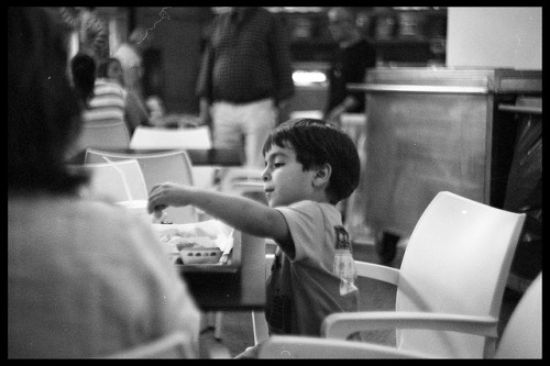 Happy Meal, Happy Kid by A.Capelo on Flickr.