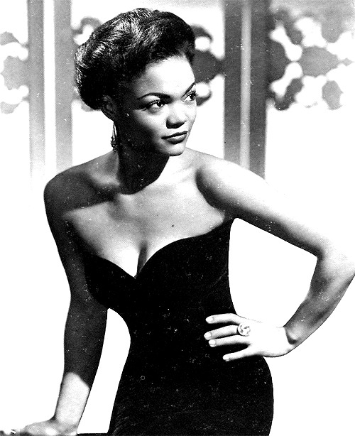 theniftyfifties:  Eartha Kitt