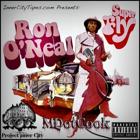 My new tape!! MDotCook - Ron O'neal  Check me out… Free download here http://InnerCityTapes.com