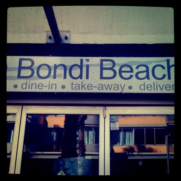 #bondi #beach (Taken with instagram)