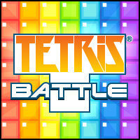 "I am playing Tetris Battle                   ""who ever wants to play look me up on facebook  or ask me on here ""                                Check-in to               Tetris Battle on GetGlue.com"